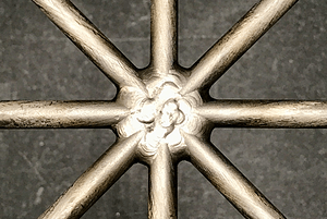 Example of an inconel weld