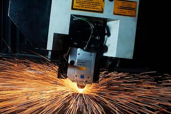 Laser Cutting in Cleveland, Ohio