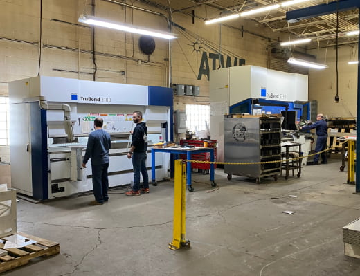 All-Type Welding and Fabrication facility